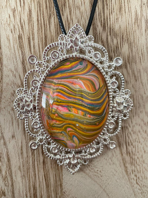 Necklace 37 - Ashley Lisl Art