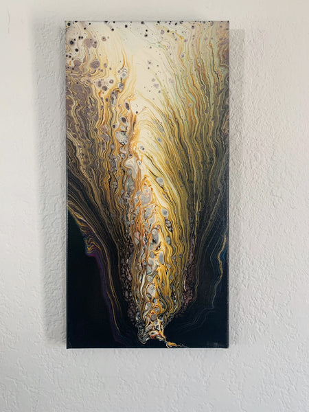 "Canvas Art Painting ""Space Between"" - Ashley Lisl Art"
