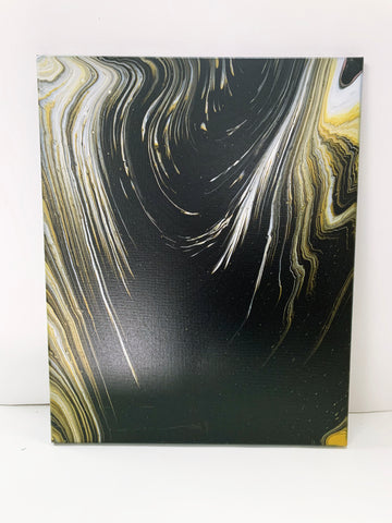 "Canvas Painting ""Broken Wing"""