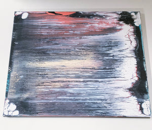 "Canvas Painting ""Wiped"" - Ashley Lisl Art"