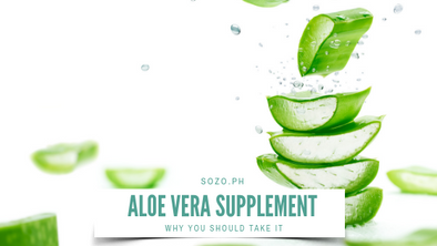 Aloe Vera Supplement: Why You Should Take It