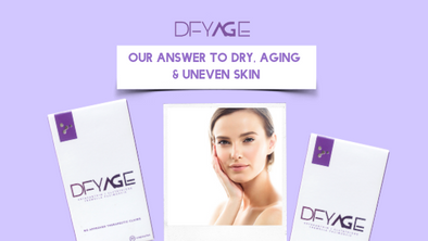 Answer to Dry, Aging & Uneven Skin | Dfyage
