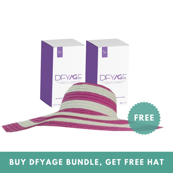 Beauty Set 2 - Dfyage Bundle with Free Summer Hat - Sozo  Sales
