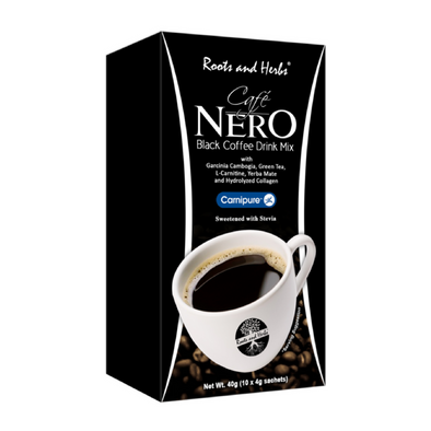Roots & Herbs Cafe Nero - Sozo  Sales