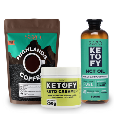 Keto Booster Bundle