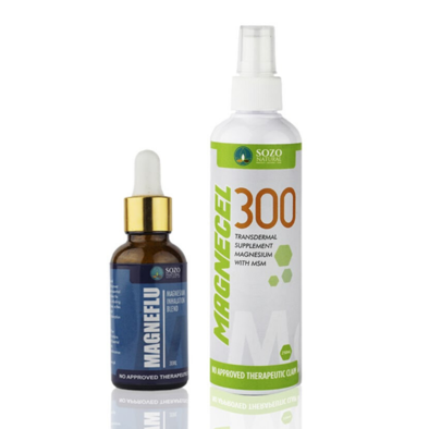 Magnesium Bundle - Sozo  Sales