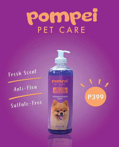 Pompei Pet Care - Sozo  Sales