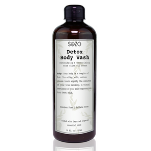 SOZO Detox Body Wash - Sozo  Sales