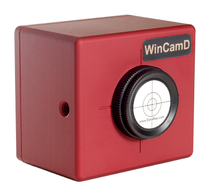 WinCamD-FIR2-16 – 2 to 16 µm Beam Profiler System