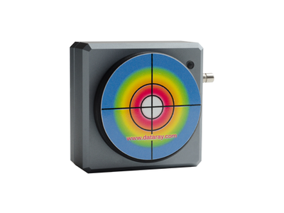"WinCamD-LCM-NE – 1"" NIR-Enhanced CMOS Beam Profiler"
