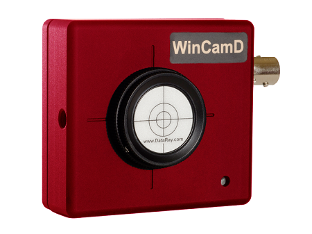 WinCamD-FIR8-14-HR – 8 to 14 µm Beam Profiler System
