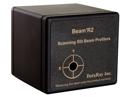 Beam'R2 – XY Scanning Slit Beam Profiler