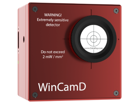 WinCamD-IR-BB – Broadband 2 to 16 µm MWIR/FIR Beam Profiler