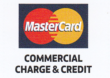 mastercard commercial, charge & credit