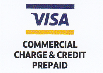 visa commercial, charge & credit, prepaid