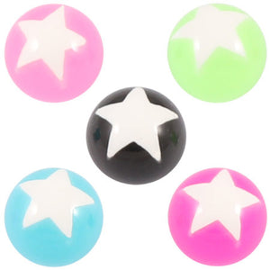Acrylic Super Star Ball