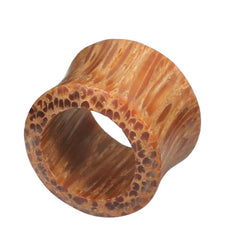 view all Organic Eyelet Tunnel Coconut Wood (OE3) body jewellery