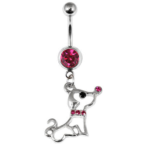 Belly Bar - Fido Puppy Dog