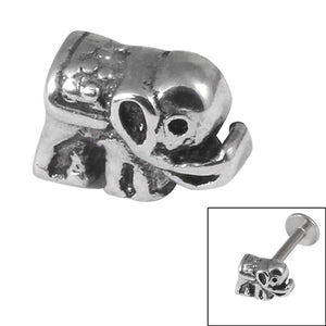 Steel Threaded Attachment - 1.2mm Cast Steel Elephant