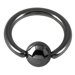 view all Black Titanium BCRs with a Black Titanium Ball body jewellery