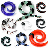 view all Pyrex Spiral Stretchers body jewellery
