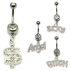 Belly Bar - Sparkly