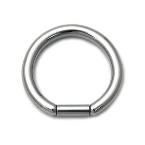 Steel Bar Closure Rings