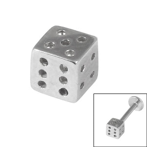 Steel Threaded Attachment - 1.2mm and 1.6mm Dice