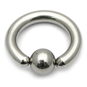 Titanium BCR 2.0mm Large Gauge (Ball Closure Ring)