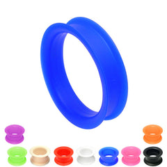 view all Silicone Tunnel 32-40mm body jewellery