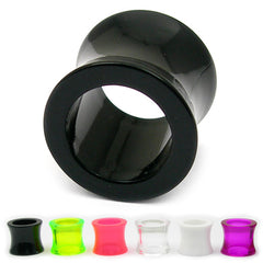 view all Acrylic Double Flared Eyelets body jewellery