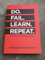 DO. FAIL. LEARN. REPEAT.