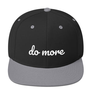 Snapback Hat - do more
