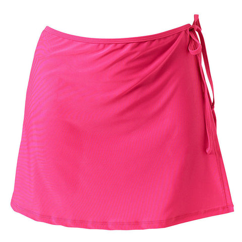Plain Wrap Beach Skirt