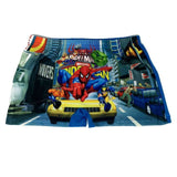 Spiderman & Captain America Trunks