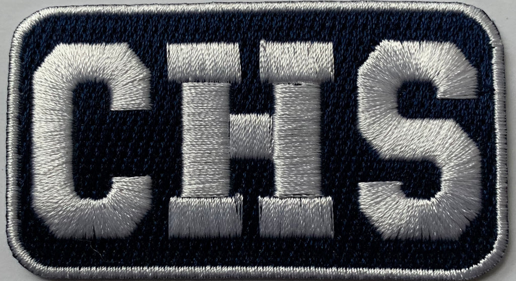 CHS  Embroidery Patch