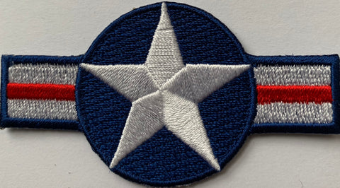 US Air Force WWII Embroidery Patch