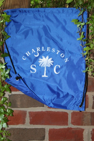 Charleston Blue Backpack
