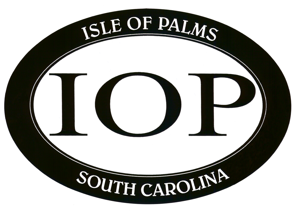 Isle of Palms IOP Decal