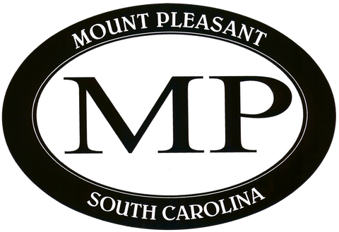 Mount Pleasant MP Decal