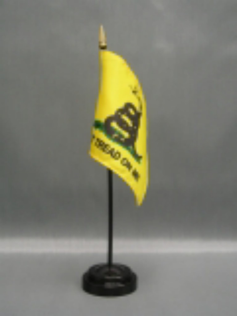 Gadsden Don't Tread on Me Small Flag