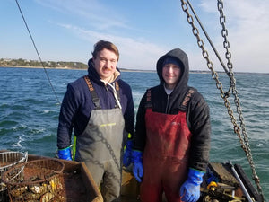 Wild-Caught Deep Water Wellfleet Oysters - Austin & Jared Ziemba