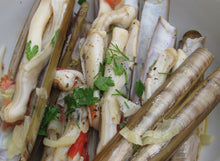 Load image into Gallery viewer, Razor Clams from Holbrook Oyster