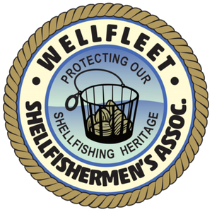 Wellfleet Shellfishermen's Association Bumper Sticker