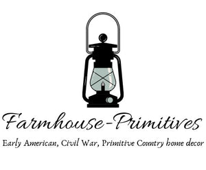 Farmhouse-Primitives