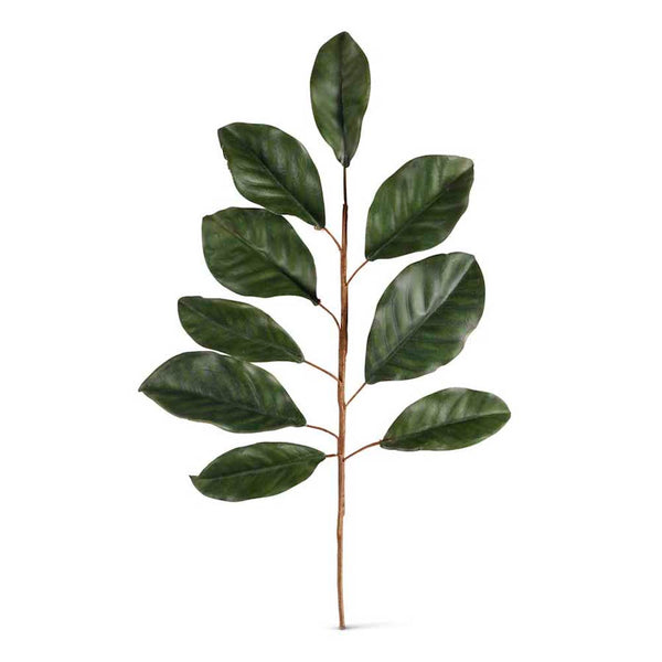 Magnolia Leaves Stem - Farmhouse-Primitives