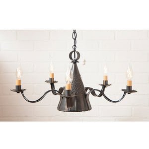 Small Sturbridge Chandelier - Farmhouse-Primitives