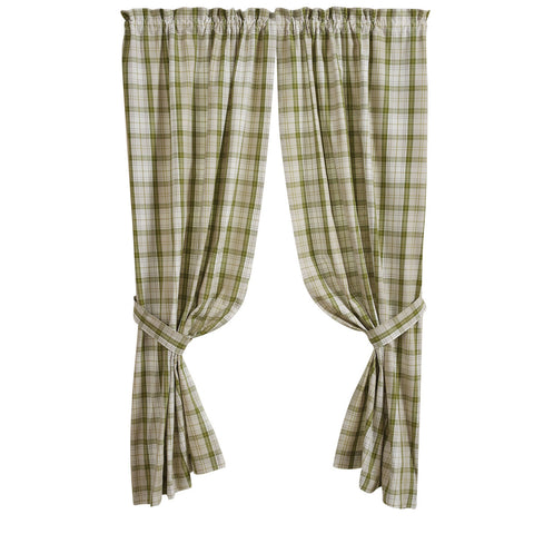 Peaceful Cottage Curtains