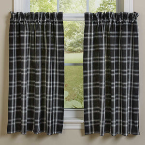 Fairfield Black Curtains - Farmhouse-Primitives