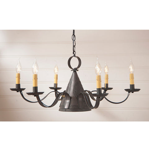Madison Chandelier - Farmhouse-Primitives